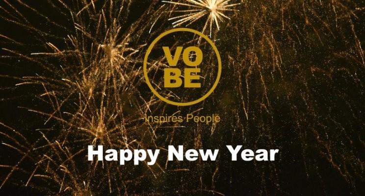 Vobe Happy New Year